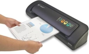 Protect your work by laminating them
