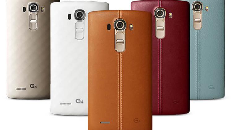 LG4 – unul dintre cele mai bune telefoane al anului 2015