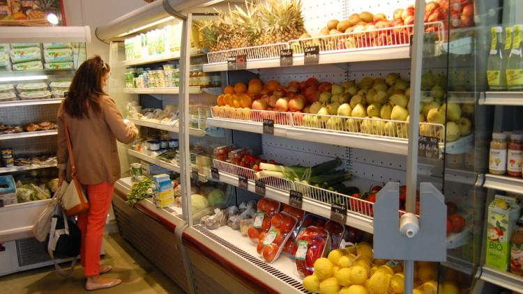 Amenajarea unui magazin cu produse bio sau naturale