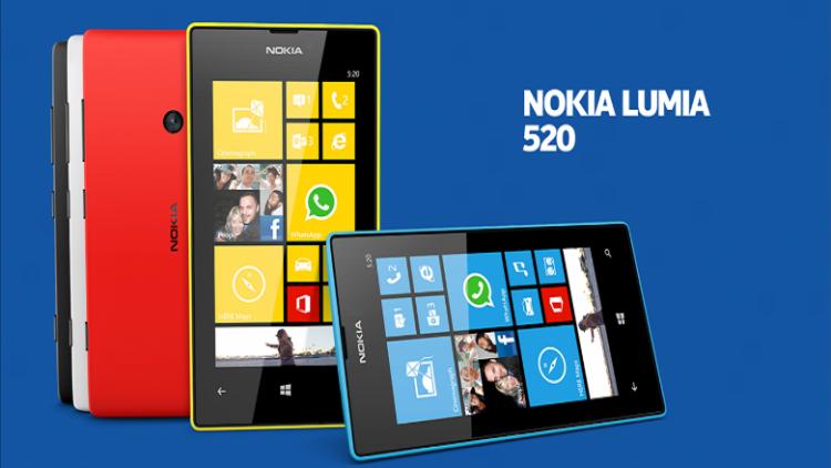 Nokia Lumia 520, un telefon ieftin si bun