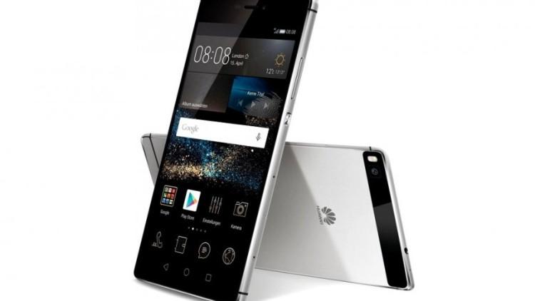 Huawei P9 Interfata iOS pe sistem de operare Android