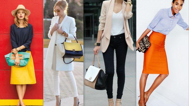 Se mai asorteaza pantofii cu geanta?