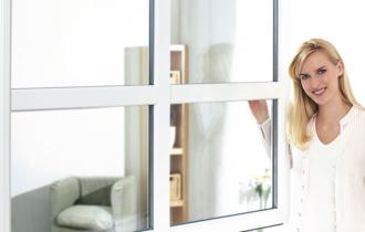 Designul ferestrelor de PVC