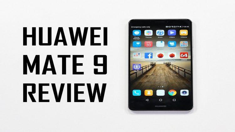 Huawei Mate 9 – unul dintre cele mai bune telefoane cu Android in 2017