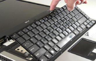 Cum se intretine o tastatura laptop?
