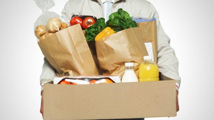 Servicii de livrare a alimentelor, scurt istoric