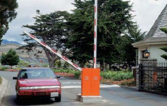 Bariere automate pentru parcarile publice