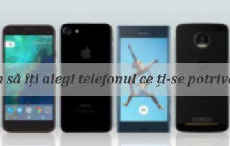De la ce brand este recomandat sa iti alegi un smartphone?