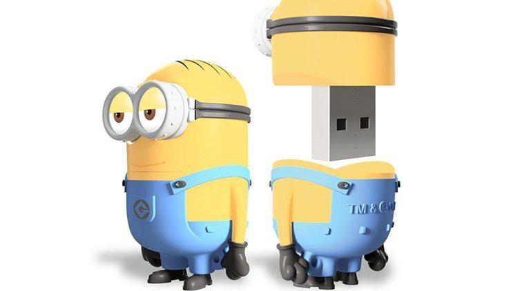 Personalizeaza-ti datele cu USB personalizat