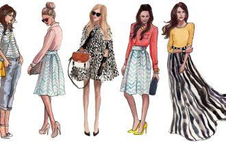 Termeni specifici designului in moda