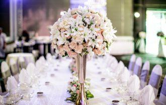 Sfaturi pentru alegerea florilor la nunta