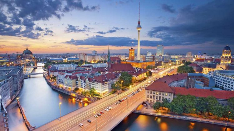 Trei locuri de vizitat in Berlin