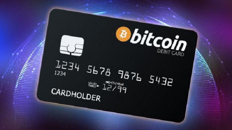 Cum functioneaza cardurile de debit Bitcoin?