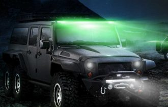 Luminile LED off-road ofera siguranta si confort