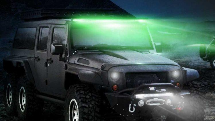 Luminile LED off-road ofera siguranta si confort