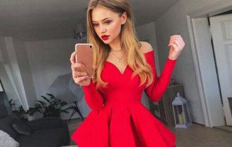Ce este rochia A-line