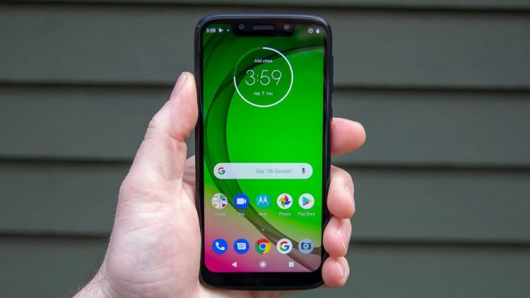 Review Moto G7 Play