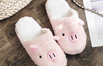 Dimineti confortabile in papuci de casa!