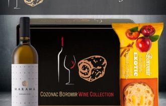 Ofera cadouri din colectia Wine Collection si vei impresiona pe oricine