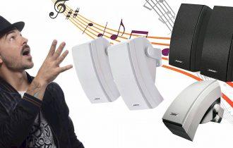 Muzica in gradina sau terasa: DA, cu sistemul audio potrivit. Cum il alegi?